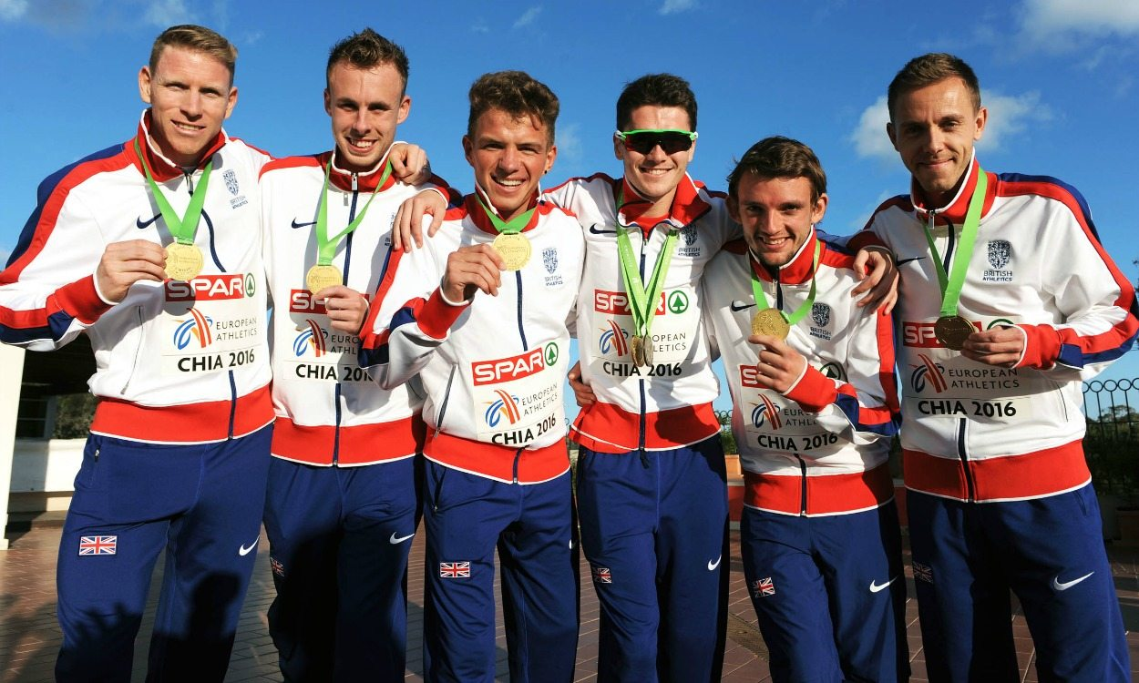 Euro Cross GB Senior Men 2016